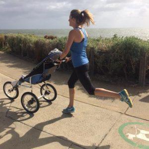 Physio running