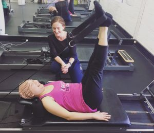 cancer, rehabilitation, pilates