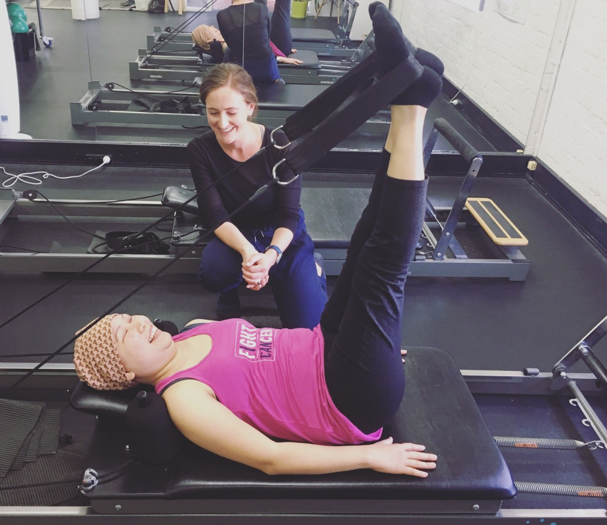 cancer, rehabilitation, pilates